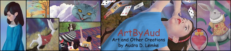ArtByAud: Art and Other Creations by Audra D. Lemke